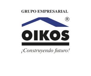 Logo del grupo empresarial OIKOS