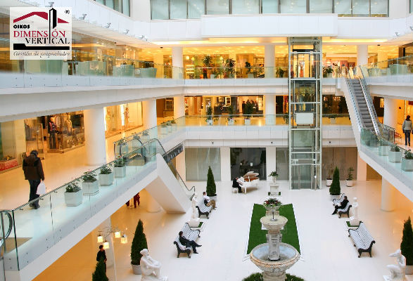 Cambios en los centros comerciales tras la pandemia