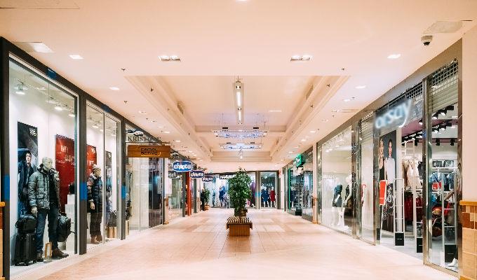 Medidas de seguridad en centros comerciales
