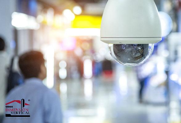 Sistema de seguridad dentro de una propiedad horizontal