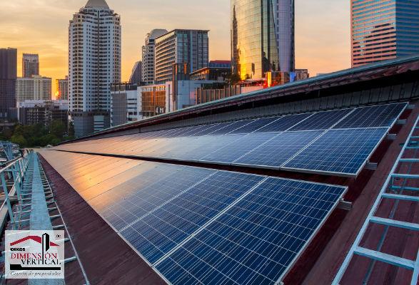 Energía solar para implementar en copropiedades