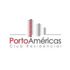 Logotipo del club residencial PortoAméricas