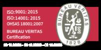 Certificación Bureau Veritas